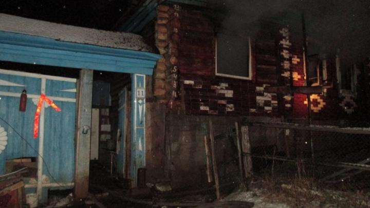 Пожар в Белорецке: в смерти троих человек подозревают 24-летнего парня