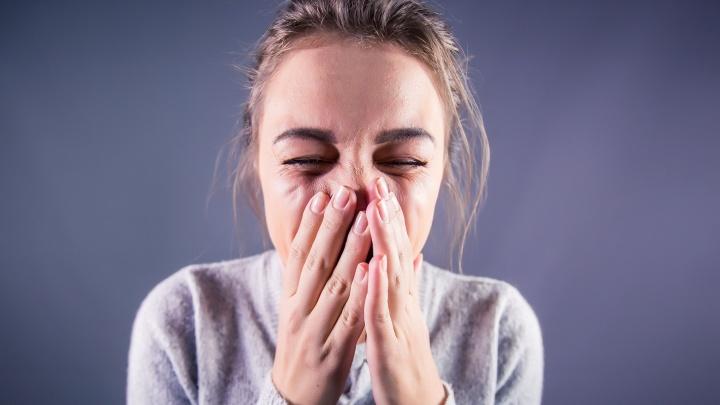 Более 26 тысяч сибиряков подхватили простуду за холодную неделю марта