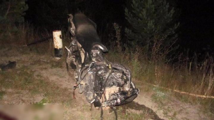 В Башкирии автомобилист без прав устроил ДТП