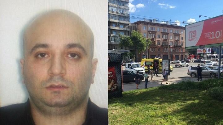 Полиция объявила в розыск подозреваемого в убийстве бизнесмена на улице Гоголя