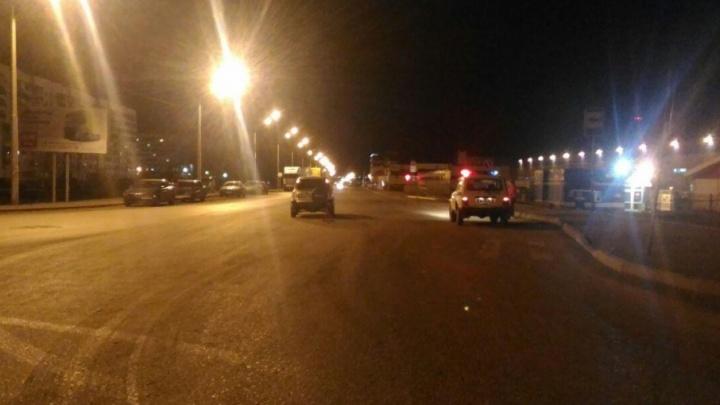 В Уфе под колеса Honda CR-V попал 8-летний мальчик