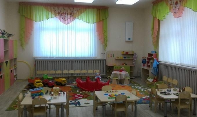 В Новосибирске на Южно-Чемском открыли новый детский сад