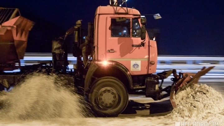 Причину плохой уборки дорог раскрыл красноярский чиновник