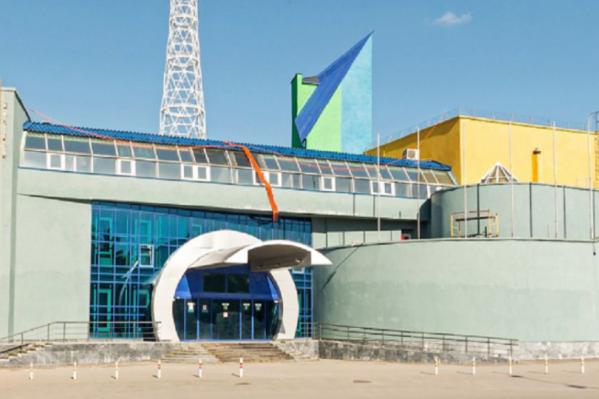 Здание «Пермской ярмарки» пустует с 2016 года