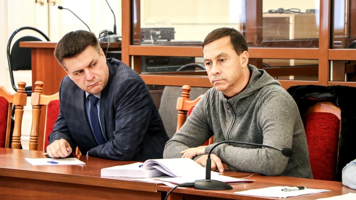 В суде продолжают рассматривать дело Александра Бочкарёва, несмотря на его смерть