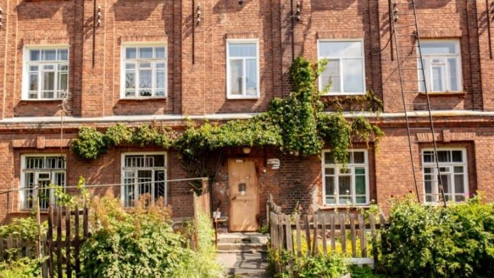 Посёлок Текстилей: четыре дома, которые выглядят так, будто всё ещё 20-е годы прошлого века