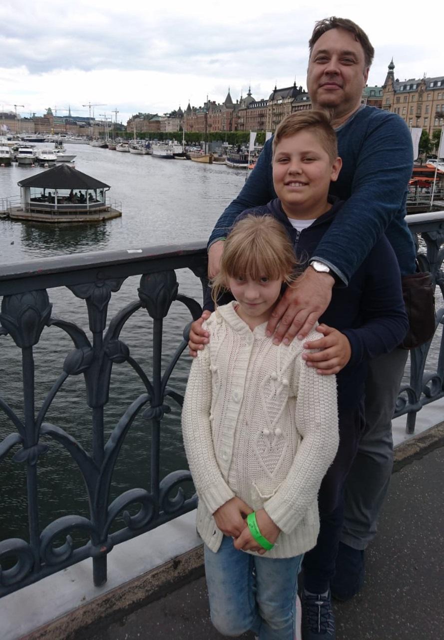 Один из несомненных плюсов жизни в Европе — возможность путешествовать. Это фото из поездки в Стокгольм