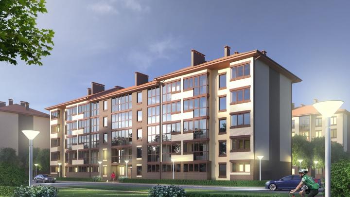 В Тюмени строится квартал для активных жителей