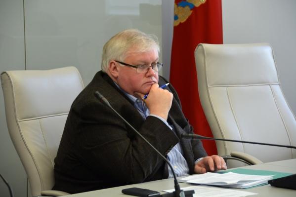 Алексей Клешко был депутатом «Единой России» с 2001 года