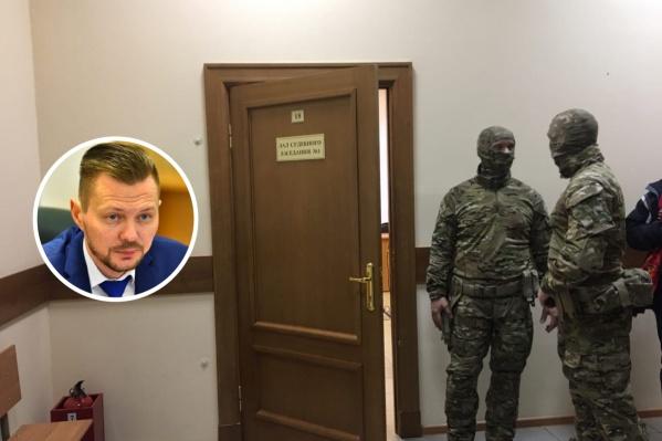 Судьбу Рината Бадаева решают в Кировском суде Ярославля