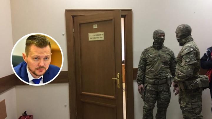 По подозрению в крупной взятке задержали заместителя мэра Ярославля: назвали сумму
