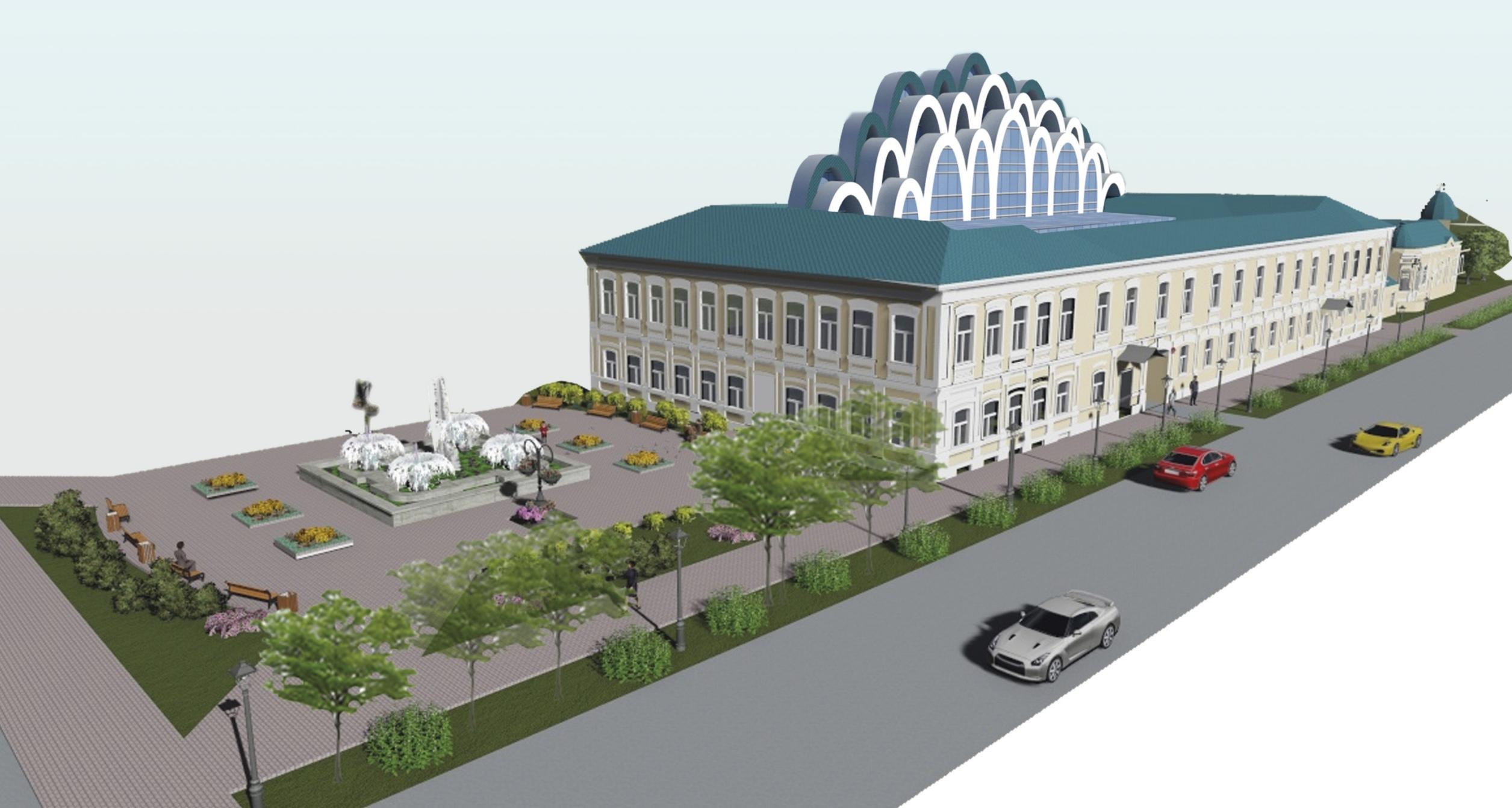 В музейный комплекс попадут два здания на Парижской Коммуны, 20 и 22
