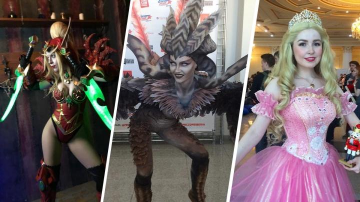 Яркие, сложные и сексуальные: выбираем самый крутой костюм сибирского Comic Con