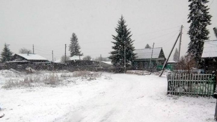Снежный май: синоптики заверили омичей, что это норма