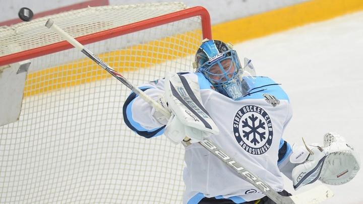 Хоккей: «Сибирь» одержала победу над «Северсталью»