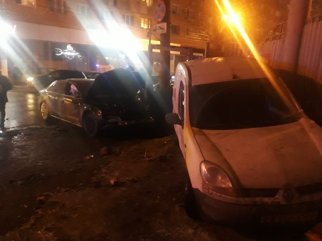 Спустя день после аварии: все подробности о смертельном ДТП с детьми на улице Горького