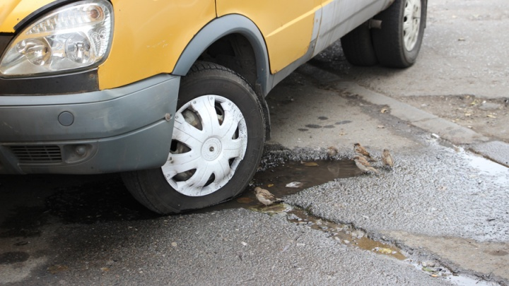 24-летний водитель «Газели» сбил пешехода под Усть-Заостровкой