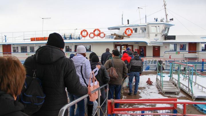 На зимнюю переправу до Рождествено планируют потратить 12,7 миллиона рублей