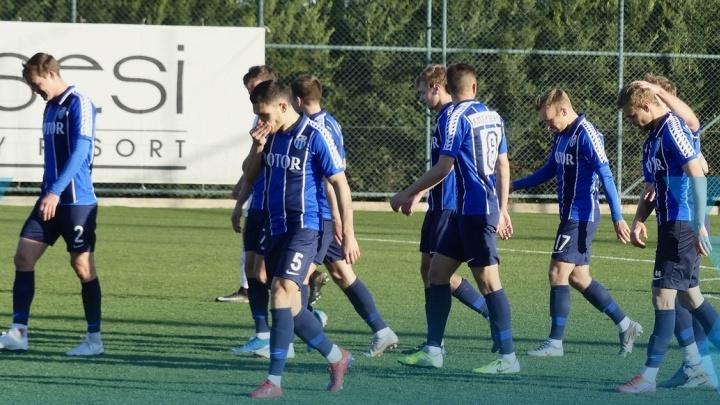 «Ротор» завершил турецкий сбор победой над «Вентспилс» 2:0