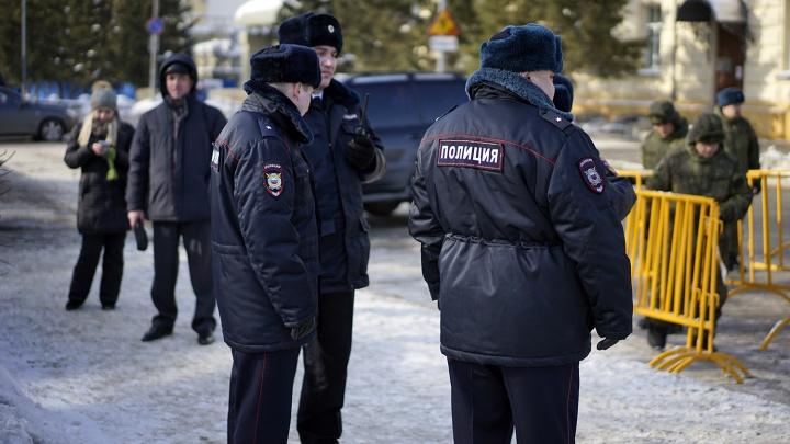 ФСБ объявило о масштабных учениях днем по Красноярску