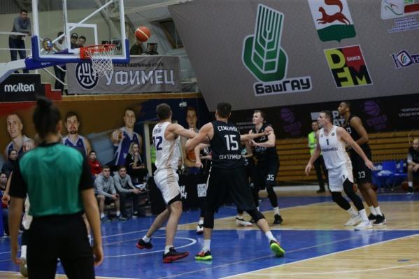 «Урал» поднялся с 16-го на 11-е место в турнирной таблице Суперлиги-1
