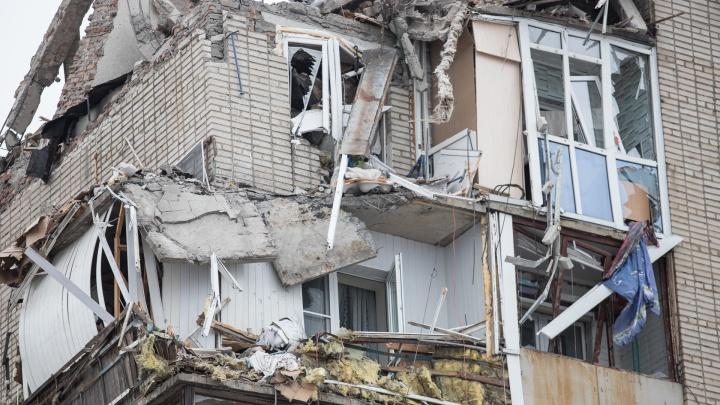 В Шахтах на восстановление разрушенных от взрыва домов потратят 42 миллиона рублей