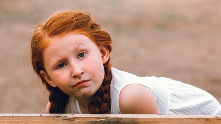 Дорогая, наши дети — огонь: сибирячка родила очень рыжих сына и дочь — они делают карьеру в рекламе