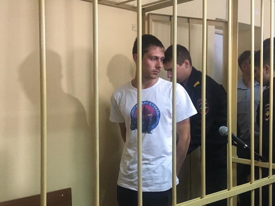 Сергей Драчёв — рядовой сотрудник колонии