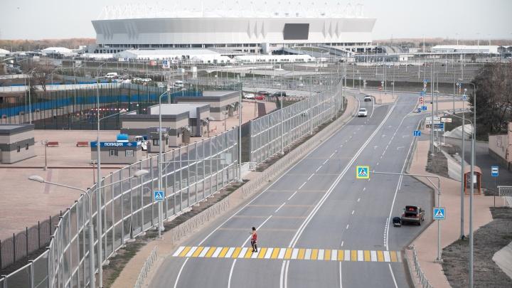 Вокруг Ростова построят транспортное кольцо по типу МКАДа
