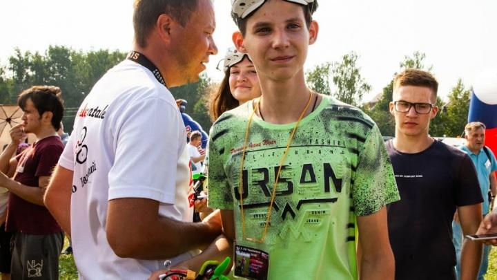 Юный красноярец прошёл на чемпионат мира по гонкам на дронах