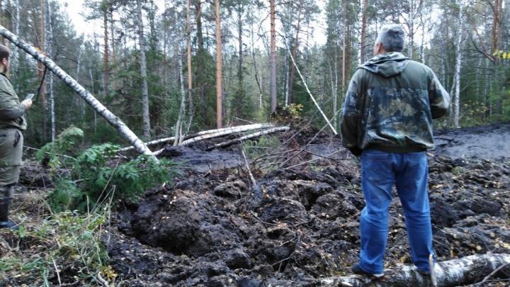 «Возможны обрушения почвы»: спасатели назвали землетрясение и дожди причиной оползня