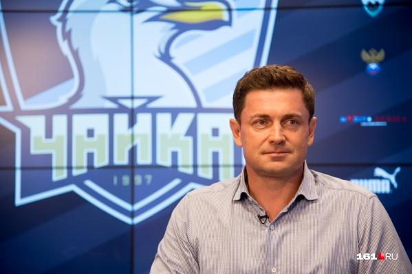 Андрей Чайка верит в успех своей команды в ФНЛ