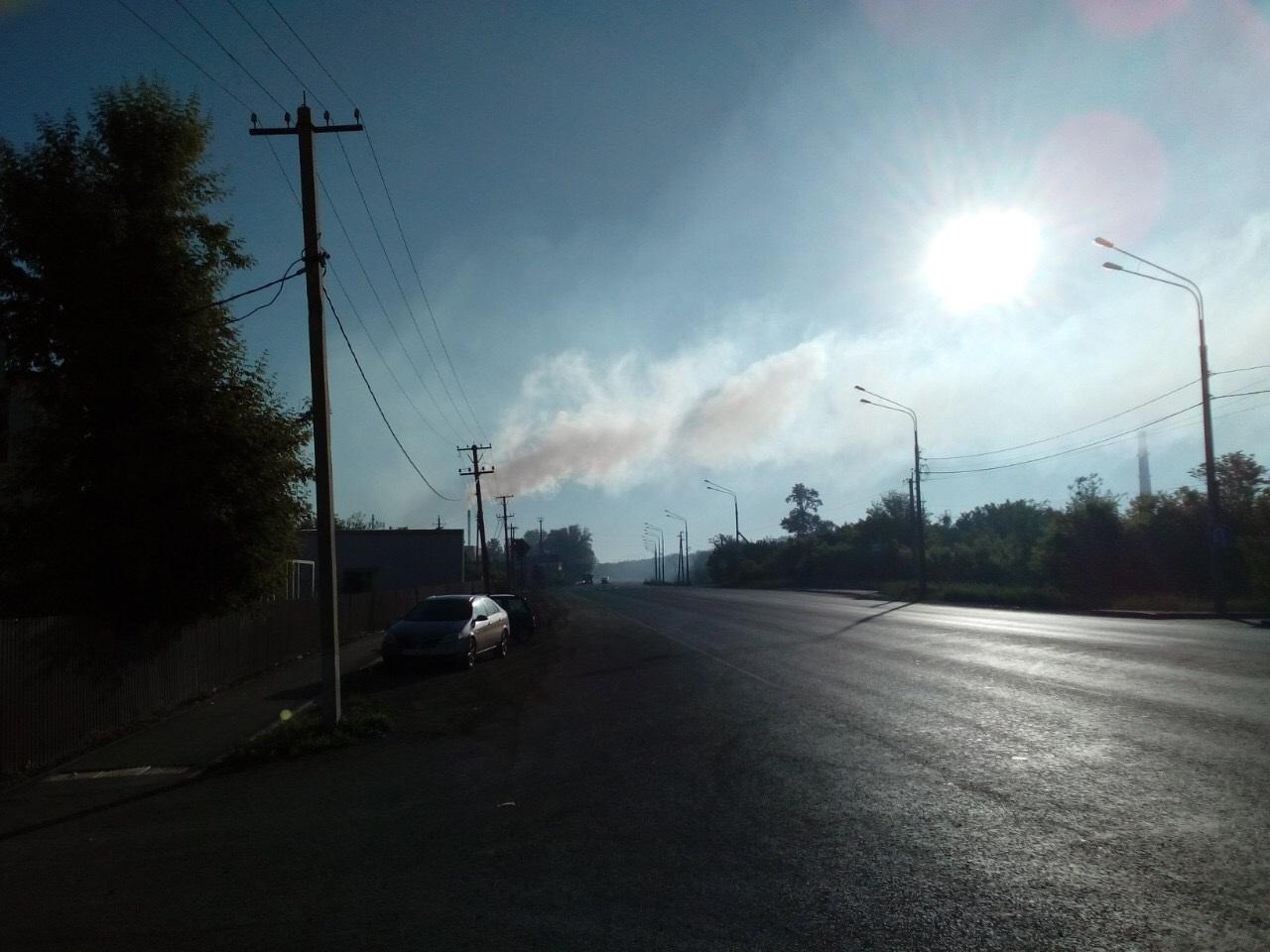На выбросы в атмосферу завода «Реметалл-С» уже много лет жалуются жители Отрадного