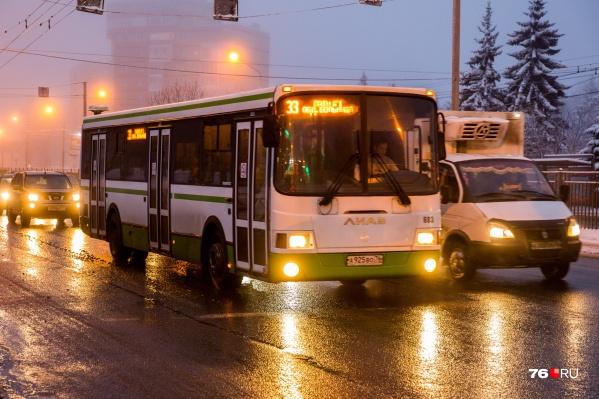 В мэрии Ярославля обещают в ближайшие полгода не поднимать стоимость проезда в городском транспорте