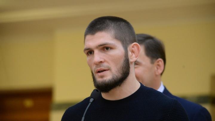ХабибНурмагомедов бросил вызов непобежденному Мейвезеру в Екатеринбурге