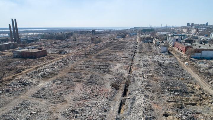 «Здесь был Тракторный завод»: волгоградцы сняли фильм о трагической судьбе предприятия