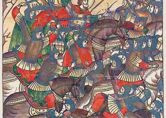 Александр Невский победил Наполеона во Второй мировой: уфимцы вспоминают историю