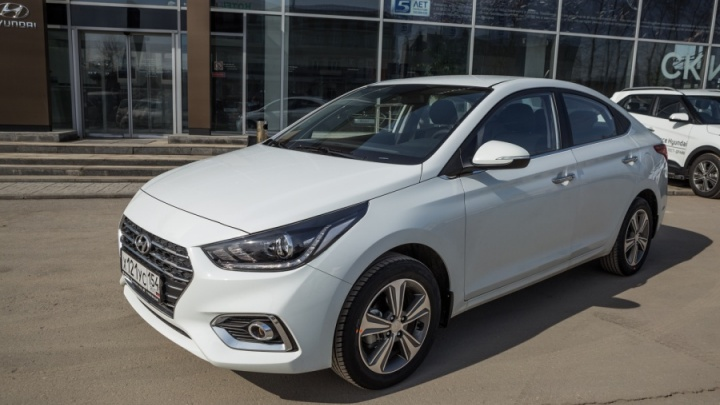 Hyundai подняла цены на популярные у новосибирцев Solaris и Creta