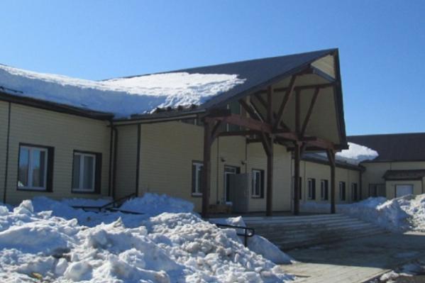 Школу строили 18 лет