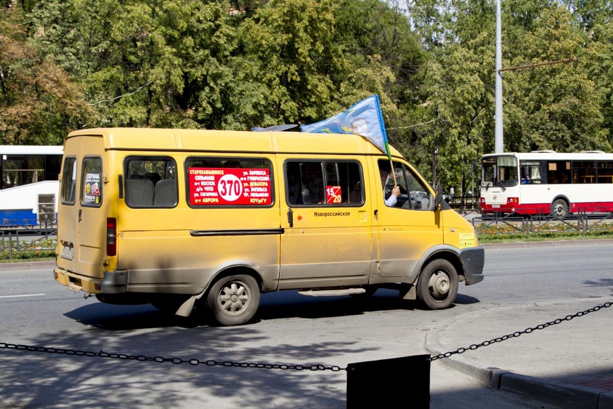 ГИБДД наблюдает за нарушениями маршрутчиков скрытно