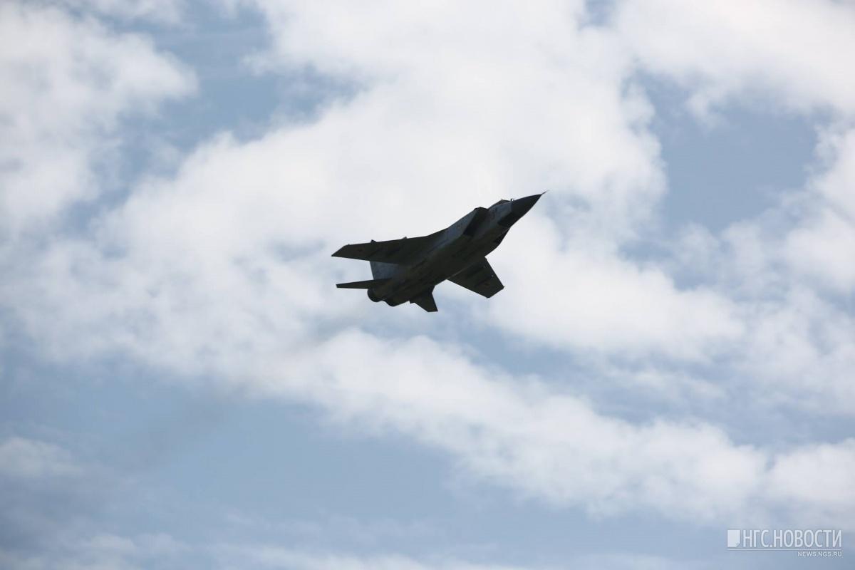 Самолёты МиГ-31 также прилетят на учения
