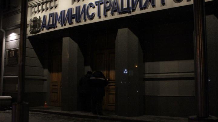 В Омске задержали подозреваемого в поджоге мэрии