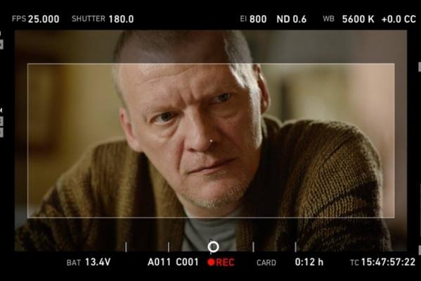 Алексей Серебряков сыграл отца главной героини короткометражки