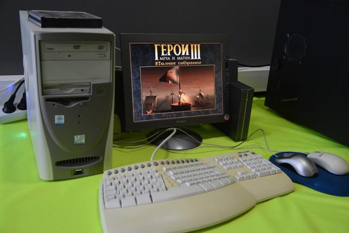 На выставке покажут компьютеры разных времен — от 70-х и до наших дней