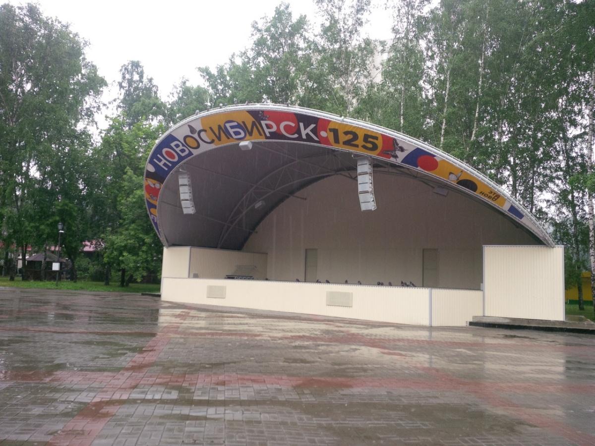 Стоимость новой сцены составила 2,5 миллиона рублей