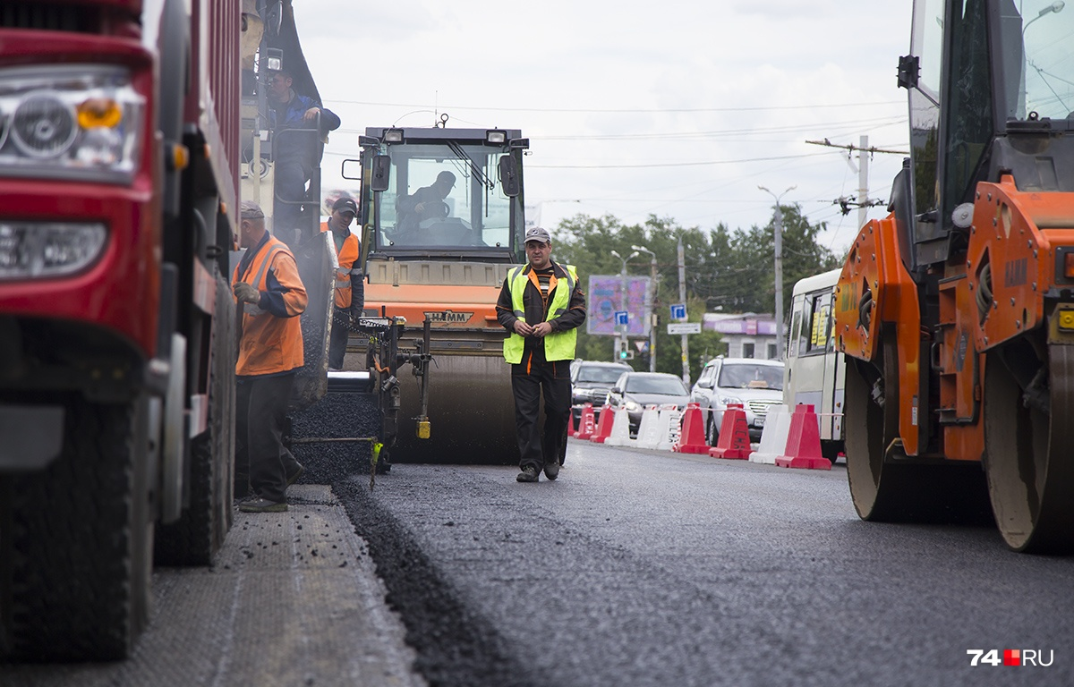 Московская компания будет отвечать за уборку, разметку и ремонт дорог в регионе ближайшие три года