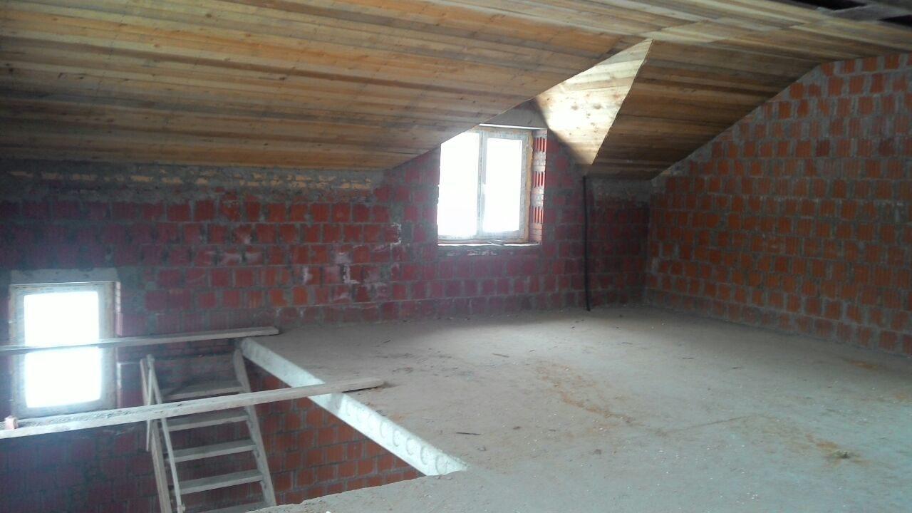 Дом на улице Гранатовой до ремонта