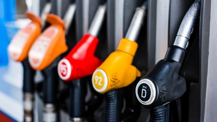 Сеть АЗС «Газпромнефть» дает скидку на 92-й бензин
