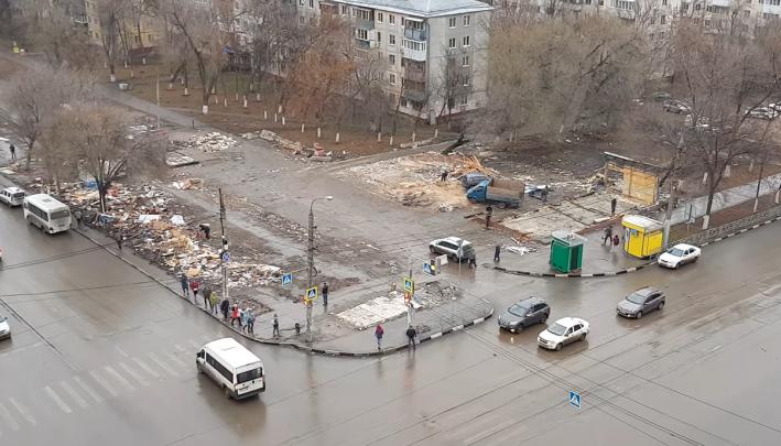 В Самаре собираются убрать остановки на пересечении Аэродромной и Авроры