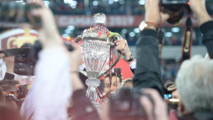 Приняли достойно: как «Локомотив» Кубок России на «Самара Арене» выиграл